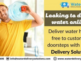 Scheduling Software For Water Delivery Service