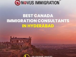 Best Canada Immigration Consultants in Hyderabad - Novusimmigrationhyderabad