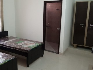 Pg on rent in patel nagar gurgaon only 7000 personal room